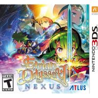 Game Box for Etrian Odyssey Nexus (3DS)