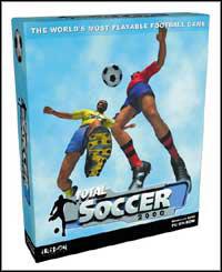 Okładka Total Soccer 2000 (PC)