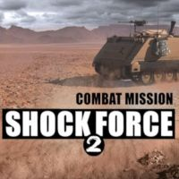Game Box for Combat Mission: Shock Force 2 (PC)