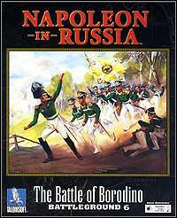 Okładka Battleground 6: Napoleon in Russia (PC)