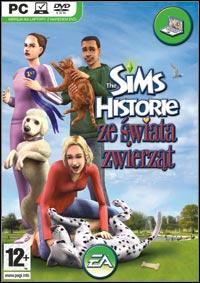 Okładka The Sims: Pet Stories (PC)
