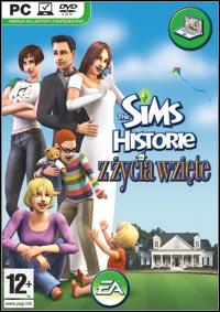 Okładka The Sims: Life Stories (PC)