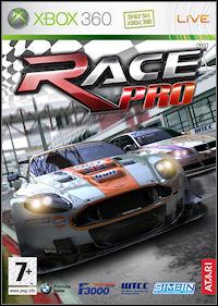 Okładka RACE Pro (X360)