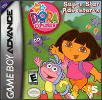 Okładka Dora the Explorer: Super Star Adventures (GBA)