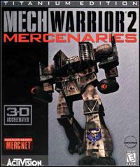 Okładka MechWarrior 2: Mercenaries (PC)