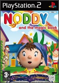 Okładka Noddy and the Magic Book (PS2)