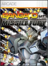 Okładka Bangai-O HD: Missile Fury (X360)
