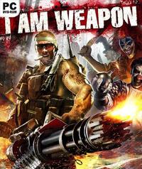 Okładka I am weapon (PC)