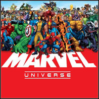 Okładka Marvel Universe (PC)