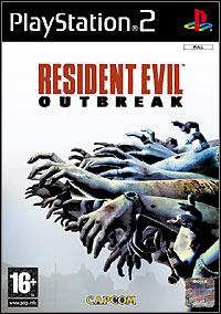 Okładka Resident Evil: Outbreak (PS2)