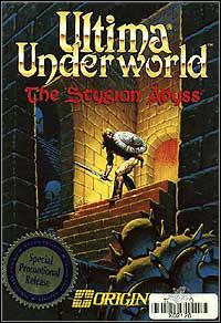 Okładka Ultima Underworld: The Stygian Abyss (PC)