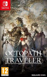 Game Box for Octopath Traveler (Switch)