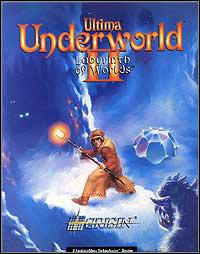 Okładka Ultima Underworld II: Labyrinth of Worlds (PC)