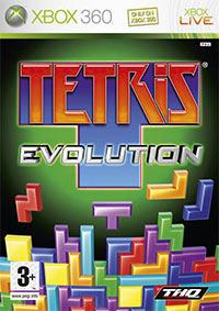Okładka Tetris Evolution (X360)