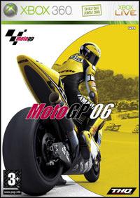 Okładka MotoGP '06: Ultimate Racing Technology (X360)