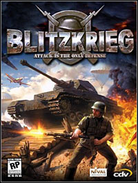 Game Box for Blitzkrieg (PC)