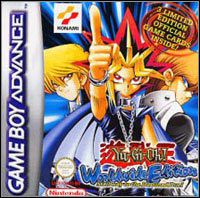 Game Box for Yu-Gi-Oh! Worldwide Edition: Stairway to the Destined Duel (GBA)