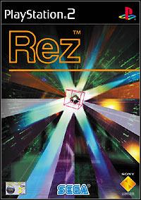 Okładka Rez (PS2)