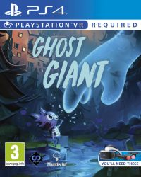 Game Box for Ghost Giant (PS4)
