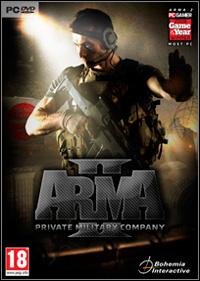 Okładka ArmA II: Private Military Company (PC)