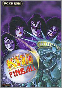 Okładka KISS Pinball (PC)