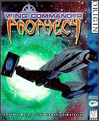 Game Box for Wing Commander: Prophecy (PC)