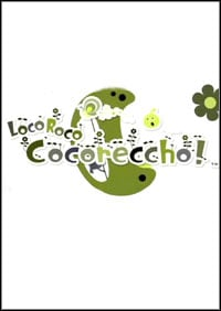 Game Box for LocoRoco Cocoreccho! (PS3)