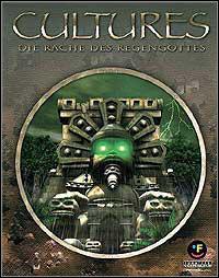 Okładka Cultures: The Revenge of the Rain God (PC)