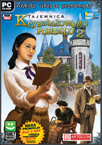 Okładka The Mystery of the Crystal Portal 2 (PC)