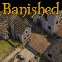 Game Box for Banished (PC)
