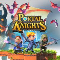 Game Portal Knights (PC) cover