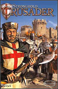 Game Box for Stronghold: Crusader (PC)