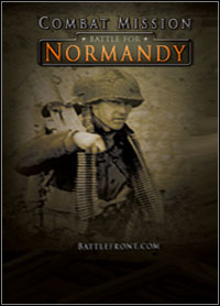 Okładka Combat Mission: Battle for Normandy (PC)