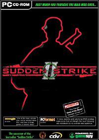 Okładka Sudden Strike 2 (PC)