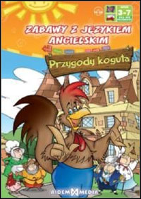 Okładka Fun with English – Rooster's adventures (PC)