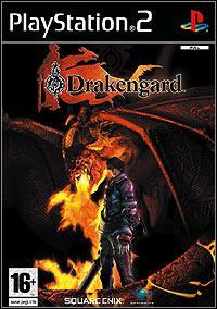 Okładka Drakengard (PS2)