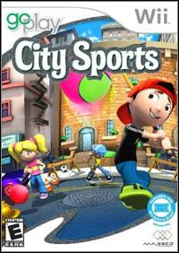 Okładka Go Play City Sports (Wii)