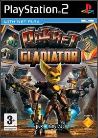 Okładka Ratchet: Deadlocked (PS2)