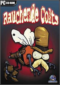 Okładka Smoking Colts (PC)