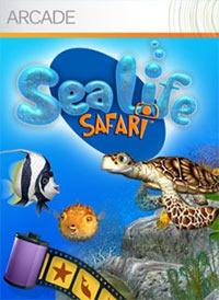 Okładka Sea Life Safari (X360)