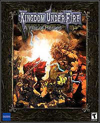 Game Box for Kingdom Under Fire (PC)