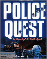 Okładka Police Quest: In Pursuit Of The Death Angel (PC)