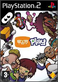 Okładka EyeToy: Play (PS2)