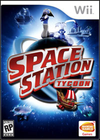 Okładka Space Station Tycoon (Wii)