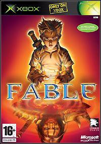 Okładka Fable (XBOX)