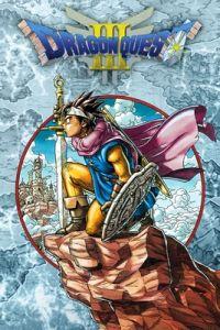 Okładka Dragon Quest III HD-2D Remake (PS4)