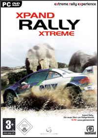 Okładka Xpand Rally Xtreme (PC)