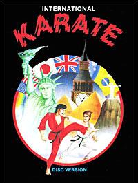 Okładka International Karate (PC)