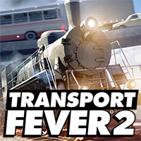 Game Box for Transport Fever 2 (PC)