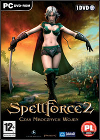 Okładka SpellForce 2: Shadow Wars (PC)